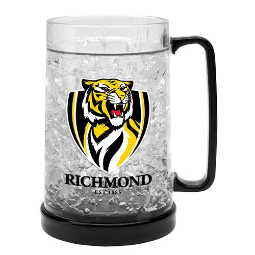 AFL Glass Stein First 18 Logo Brisbane Lions